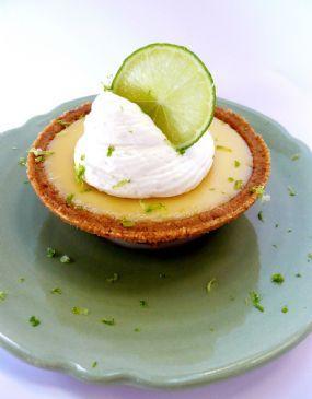 Guiltless Key Lime Pie