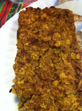 Protein Pumpkin Baked Oatmeal (VEGAN, single serving)