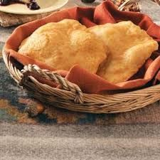 Frybread- Traditional Seminole Native American Dish