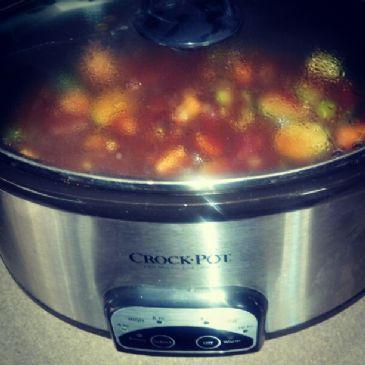 Vegan Chili Take 2 - Crockpot version