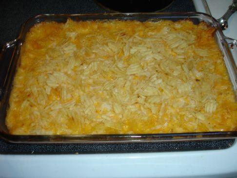Mom's Cheesy Potatoes