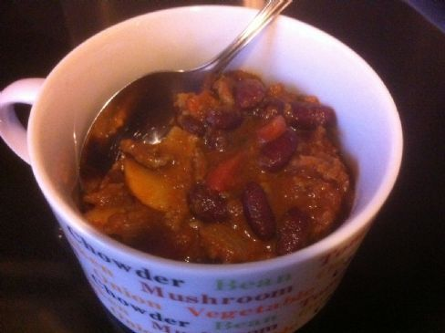 Chili (Jeff Recipe)