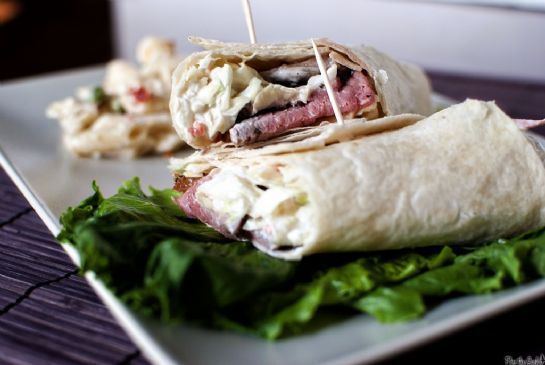 Jessie's Roast Beef Roll-Up