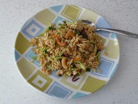 Asian Noodle Summer Salad
