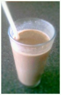 Shakeology Chocolate (Peanut Butter and Banana)