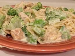 Alfredo Chicken with Shirataki Noodles