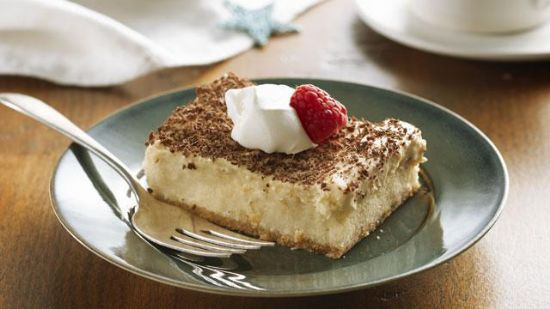 Tiramisu cheesecake mousse (Trillium1204)