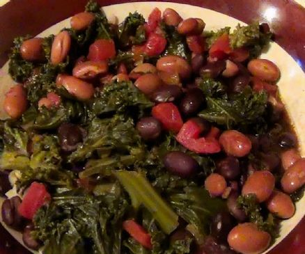 Kale and Bean Stew