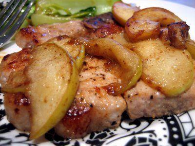 Pork and Apple Dinner