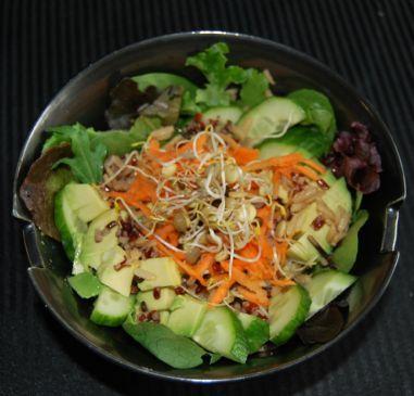Best Pot Luck Dish Ever (Rice salad)