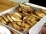 Baked Potato Wedges (Barefoot Contessa)