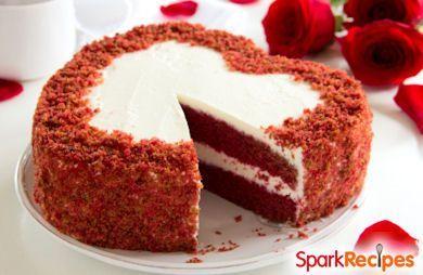 Red Velvet Yogurt Cake