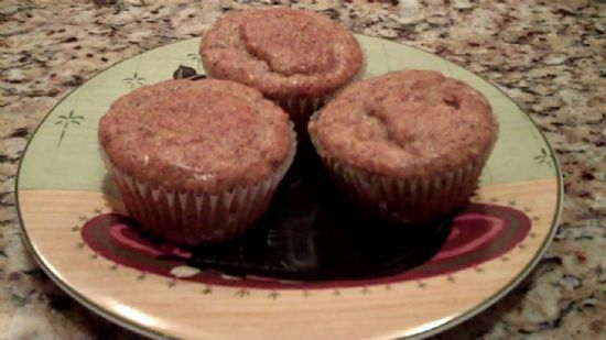 Dinah's Low Carb Flaxseed Muffins