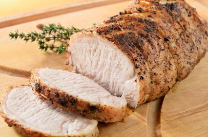 Heart-Healthy Pork Feast