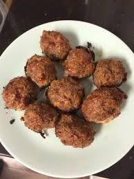 Keto Meatloaf Balls