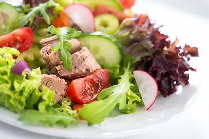 Authentic Fresh Mexican Tuna Salad