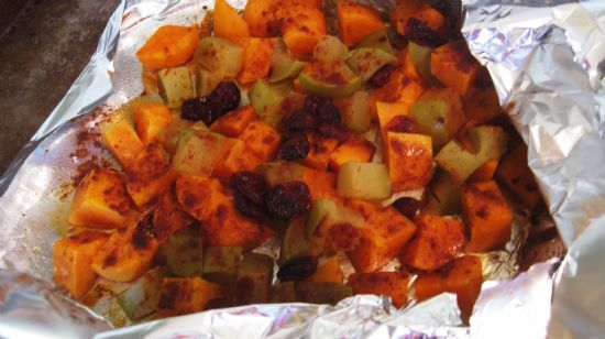 Sweet Potato Apple Pack from Hungry Girl