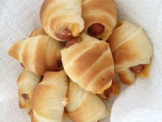 Easy Pigs In A Blanket