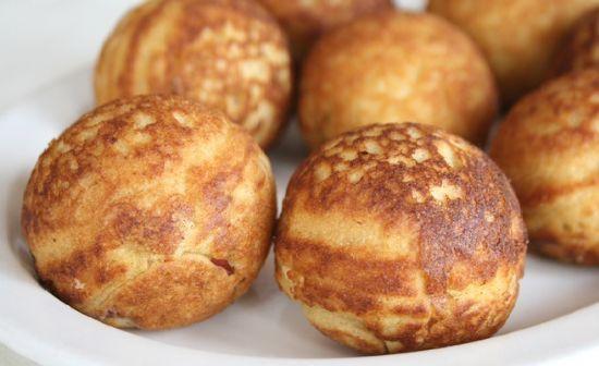 Danish Aebleskiver (Pancake Balls)