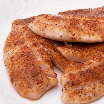Ginger Glazed Mahi Mahi