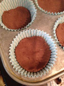 Chocolate Pie Crust (Gluten-free, sugar-free, vegan)