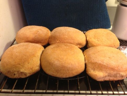 Gary's Lower Sodium Wheat Sandwich Rolls