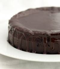 Sugar-Free Chocolate Cake