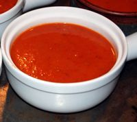All-Rounder Tomato Soup (81 Calories!!)