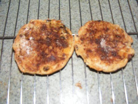 struesel bake muffin