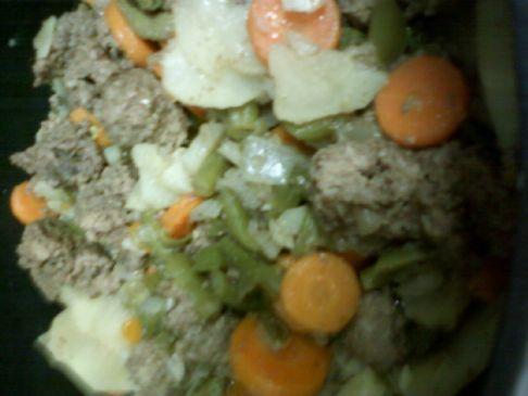 Wilma's Hobo Stew