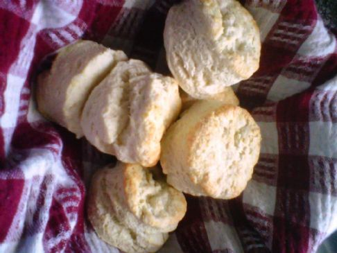 Perfected Homemade Buttermilk Biscuits