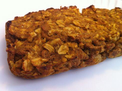Five Spice Baked Oatmeal (vegan, high protein, high fiber)