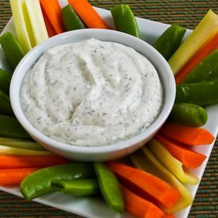 Easy Homemade Ranch Dressing - 1 cup (16 TB)