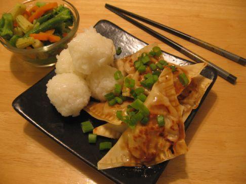how to make asian dumplings