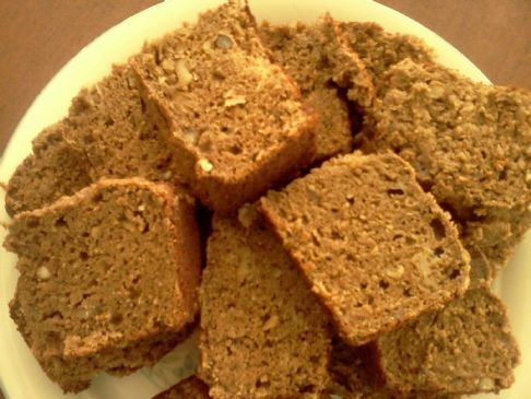 Pumpkin Bread-Low Carb-High Protein