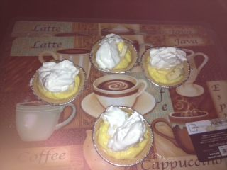 Mini Banana Cream Pie