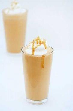 Salted Caramel Mocha Smoothie