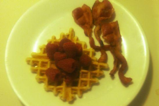Waffles, Low Carb