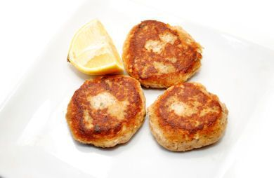 Mexican Style Salmon Cakes (Paleo)