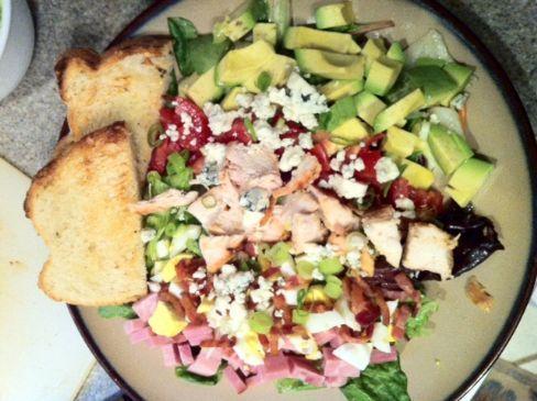 Cobb Salad by Ilka