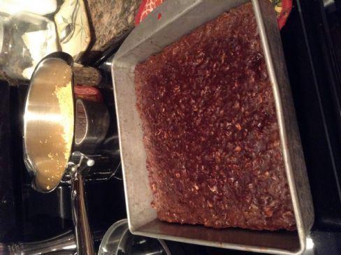 CORNIE'S High Protein Chocolate Quinoa Bar