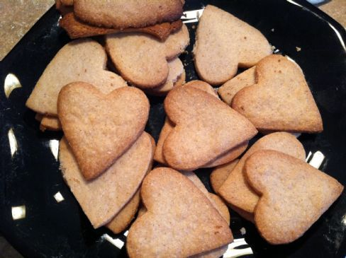 Simple Almond flour cookies