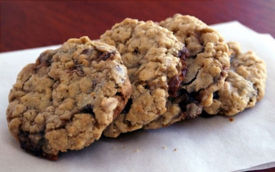 Complex Protein Chocolate Chip Cookies **Low Fat