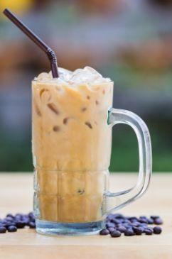 Creamy and Sweet Iced Coffee