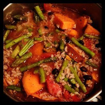 Healthy Chunky Chili Stew