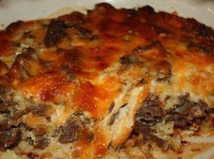 bisquick impossibly easy cheeseburger pie recipe sparkrecipes