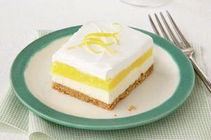 Creamy Lemon Layered Squares (Trillium1204)