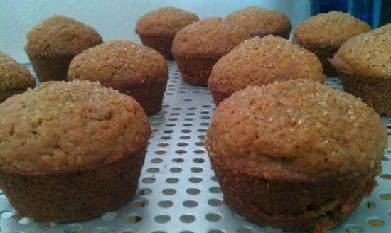 Carrot & Quinoa Muffins