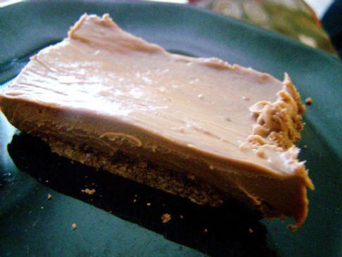 Nutella Cheesecake (No Bake)