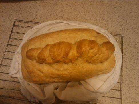 Coconut Almond Milk Bread